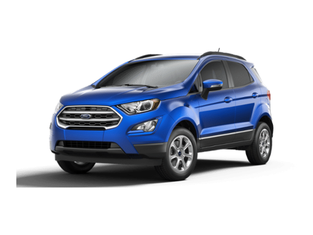 New 2019 Ford EcoSport SE Crossover in Mission, TX